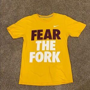 """Fear the Fork"" Nike T-shirt"